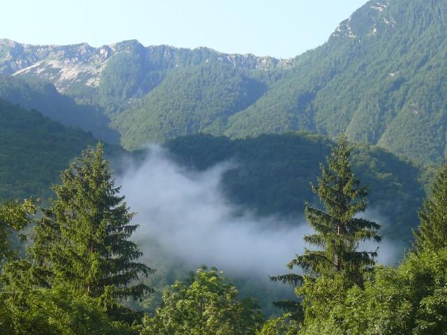 Slowenien Soca