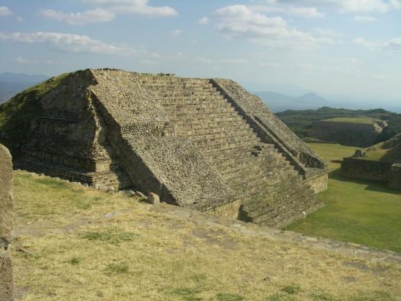 Mixteken-Pyramide.