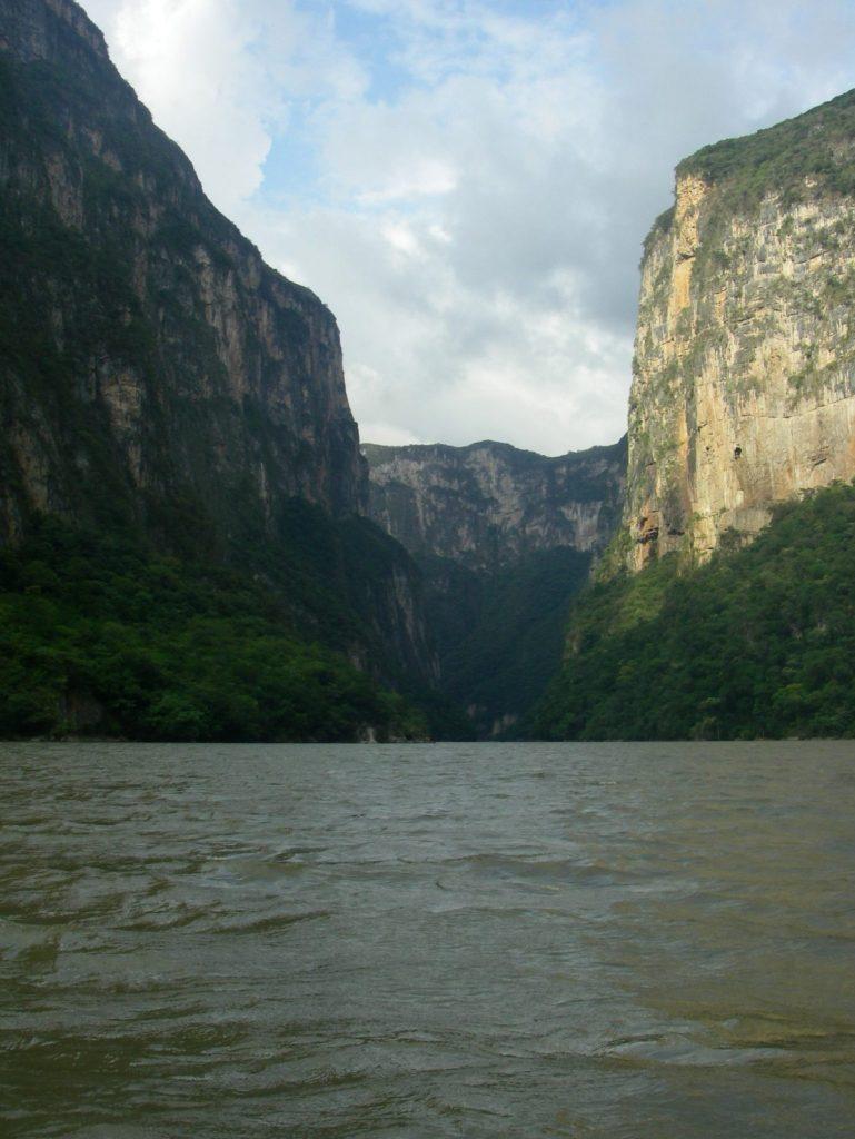 Sumidero-Canyon.