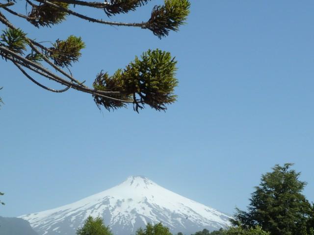 Pucon Vulkan Villarica