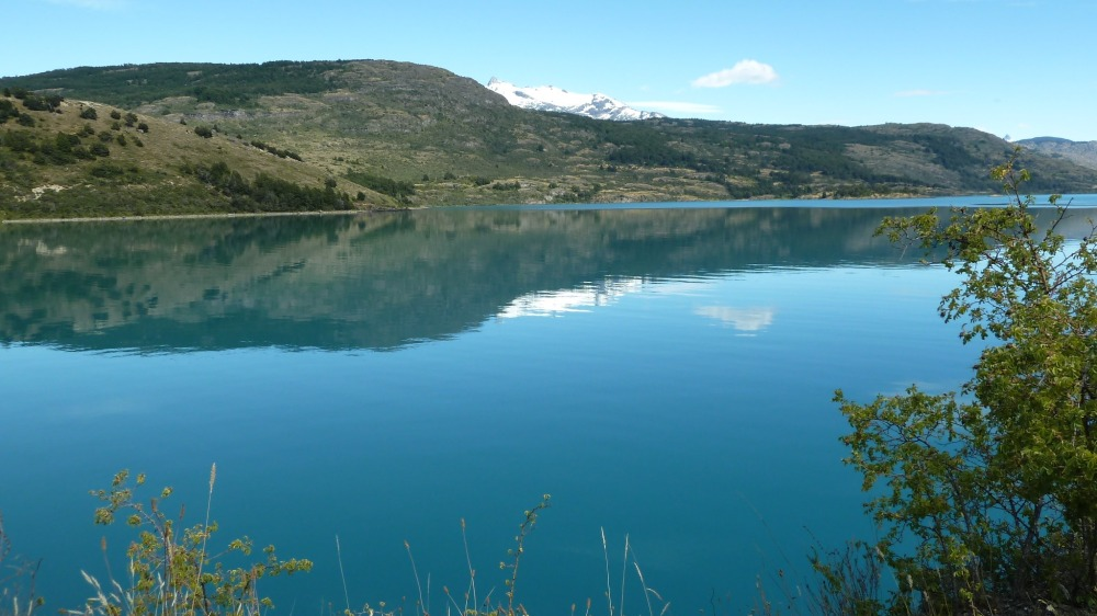 Lago General Carrera.