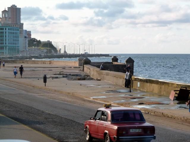 Der Malecón - Pracht sieht anders aus