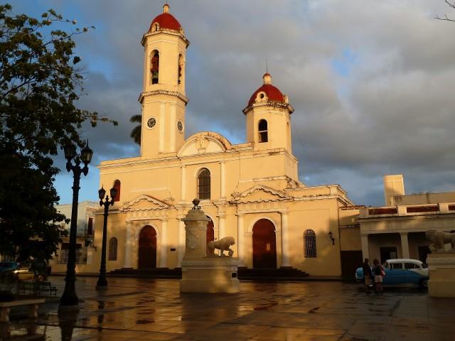 Cienfuegos Kathedrale
