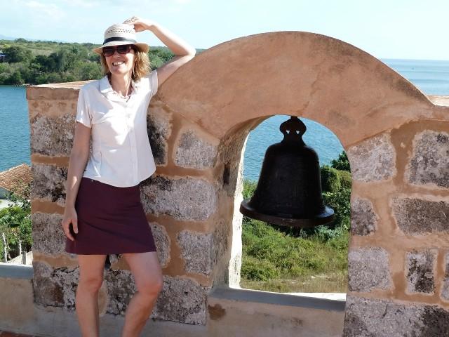 Cienfuegos Castillo Glocke