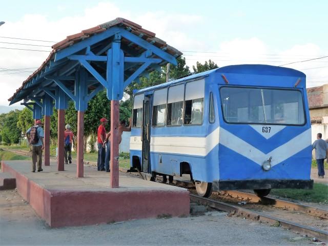 Trinidad Hauptbahnhof