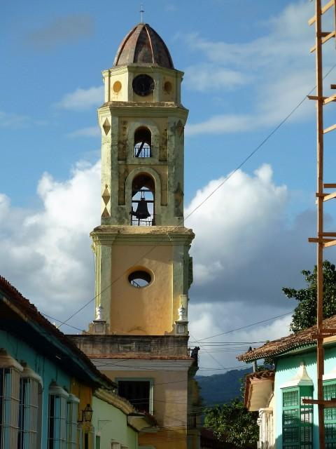 Trinidad Klosterturm