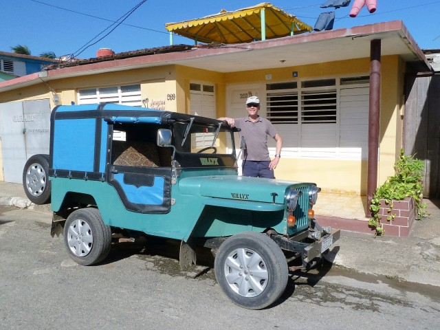 Baracoa Jeep Willys