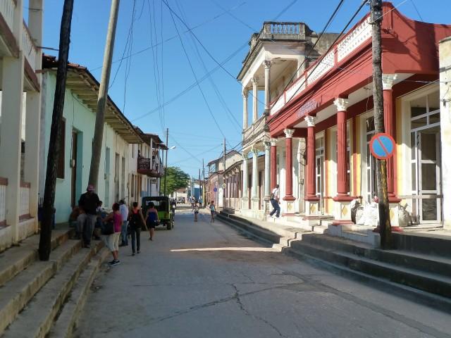 Baracoa Hauptstraße