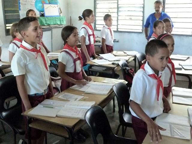 Baracoa Dorfschule