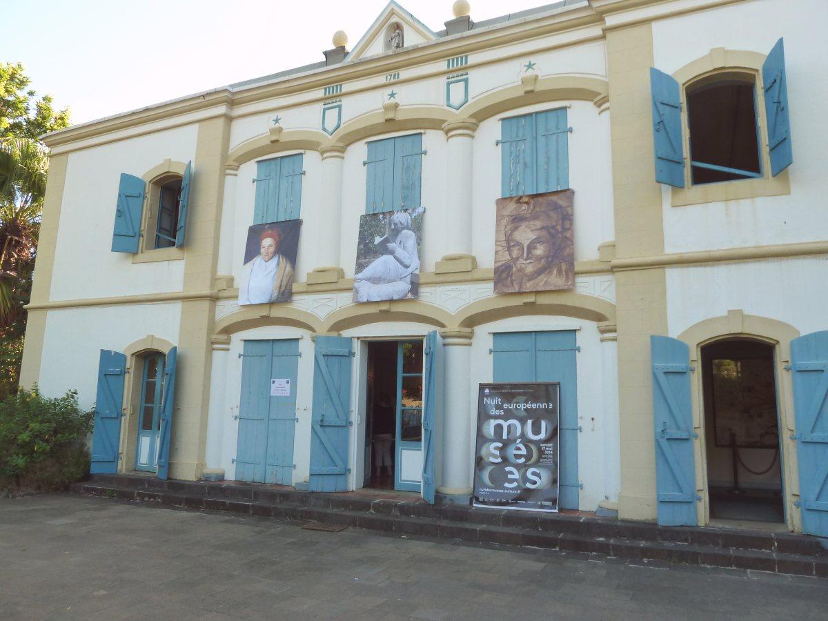 Museum im Herrenhaus.