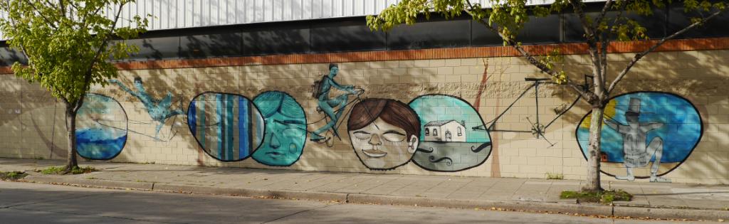 Die große Mural-Tour: Street-Art in Buenos Aires