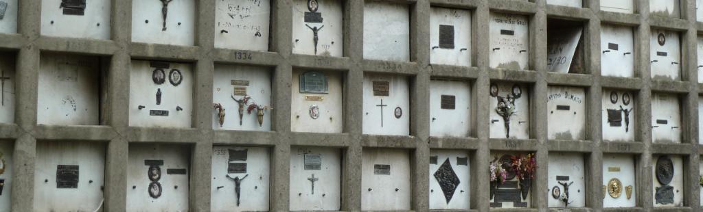 Jenseits von Recoleta – der Chacarita-Friedhof