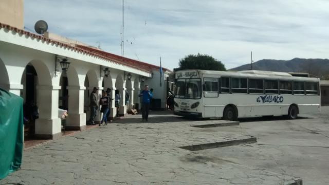 Humahuaca Hauptbahnhof