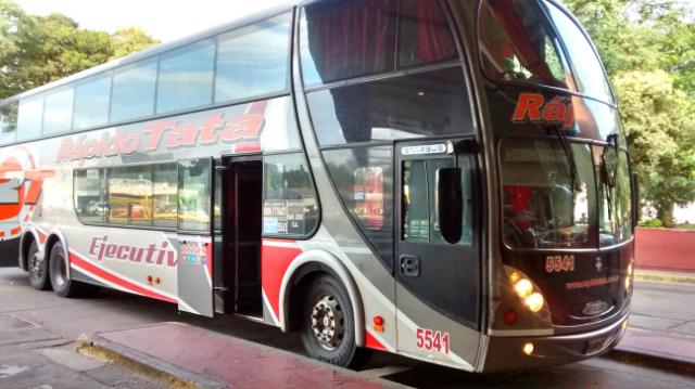 Schicke Busse gibt es in Argentinien