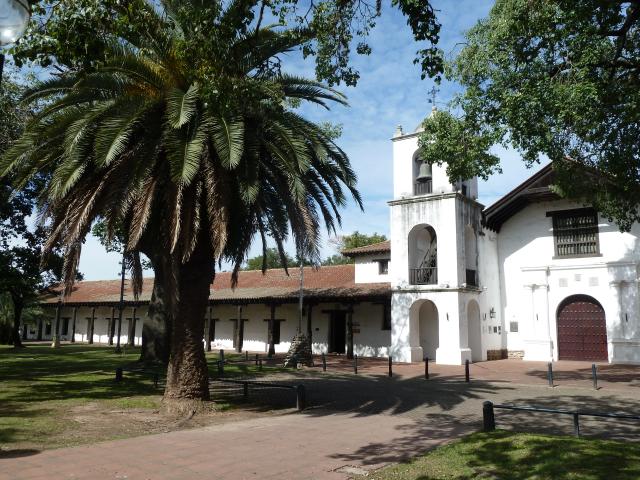Franziskanerkloster aus der Kolonialzeit