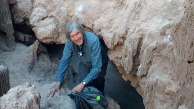 Canyoning im Trockenen, nichts für Klaustrophobiker