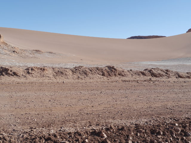 Die große Sanddüne