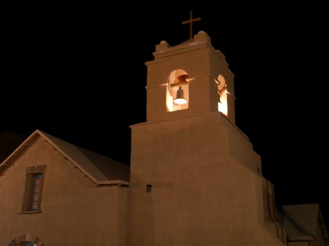 San Pedros Kirche aus der Kolonialzeit