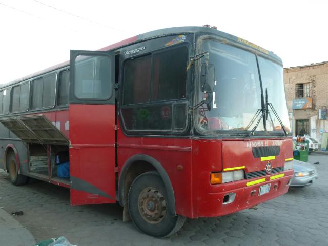 Den Bus nicht!