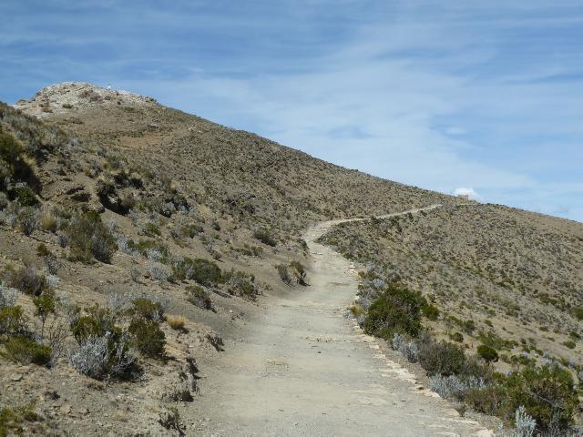 Ruta Sagrada - hier pilgerten schon die Inkas