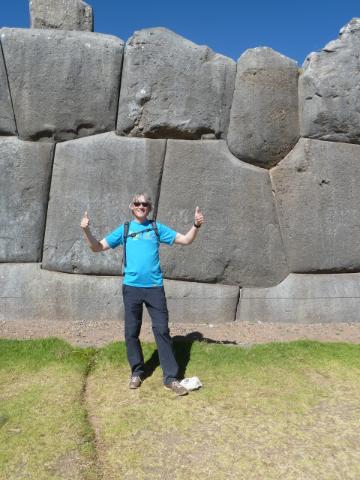 Kleiner Marcus oder große Steine?