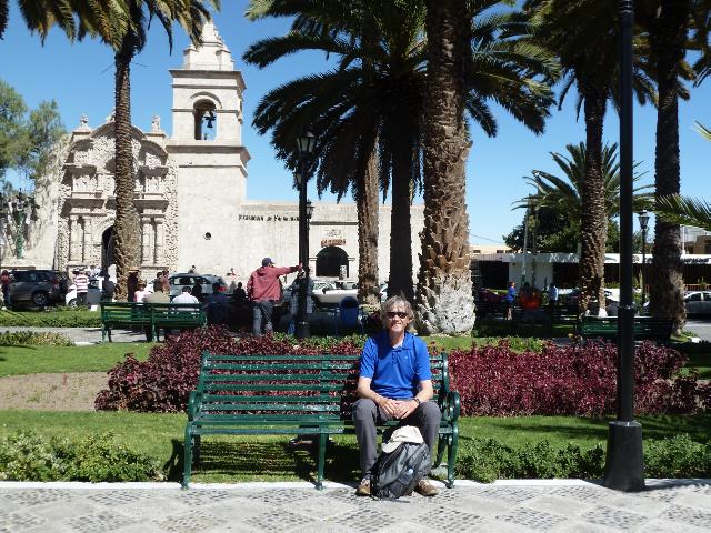 Plaza Yanahuari