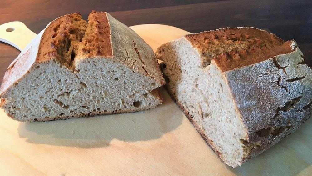 Brot backen mit Reiseringel