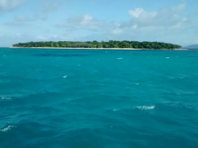 Green Island bei Cairns