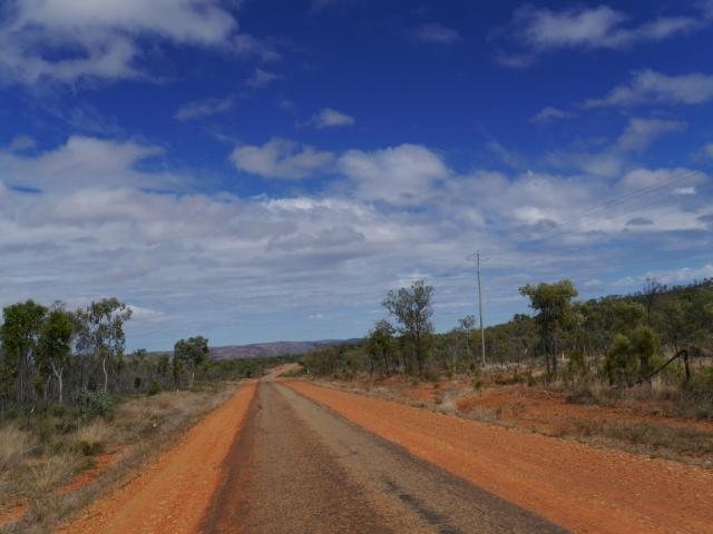 One-lane-road
