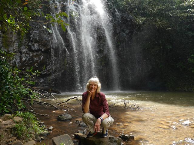Paradiesisch: Elinjaa Falls
