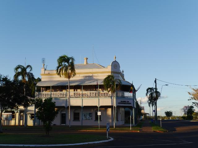 Council-Gebäude in Normanton