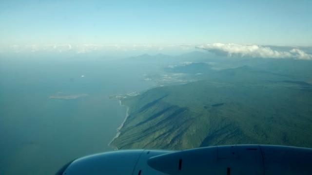 Cairns Küste