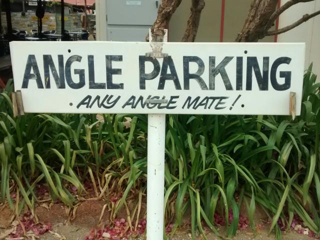 Typischer Aussie-Humor