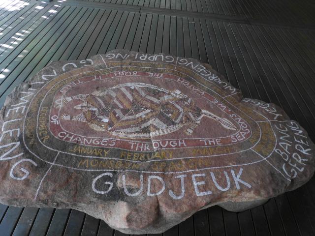 Darstellung der Jahreszeiten in der Aboriginalkultur