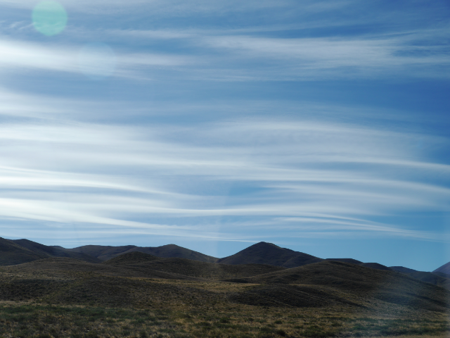 Bolivianisches Altiplano
