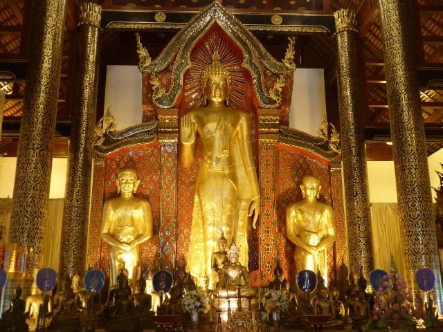 Buddhas...