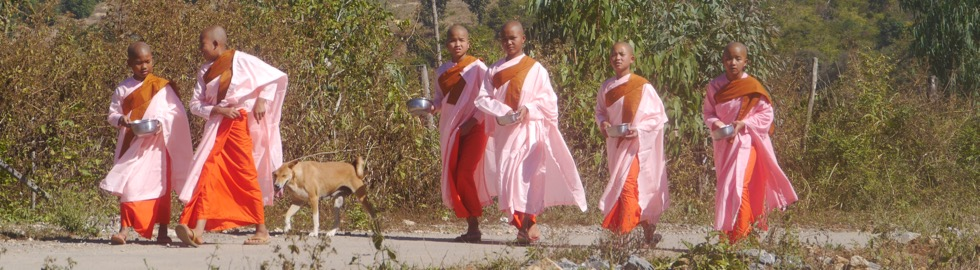 Entspannte Tage in Nyaung Shwe am Inle-See
