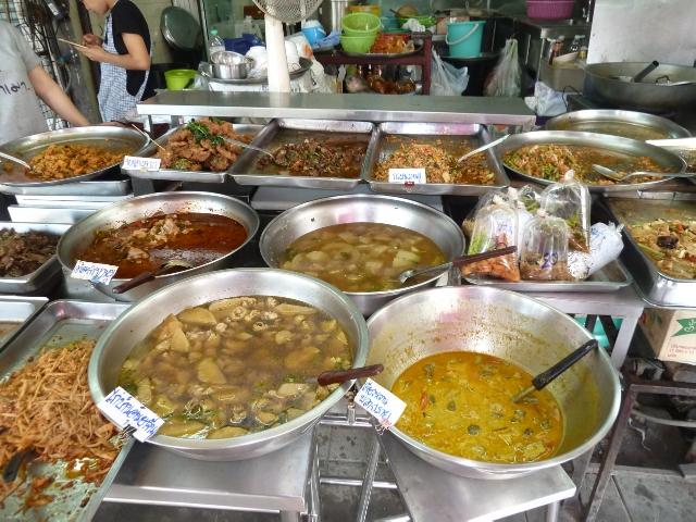 Reisekosten Thailand