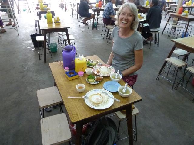 Reisekosten Myanmar Restaurant