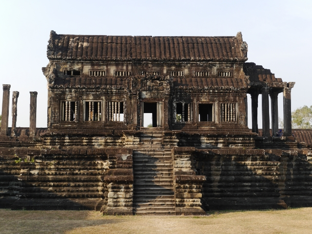 Angkor Wat still