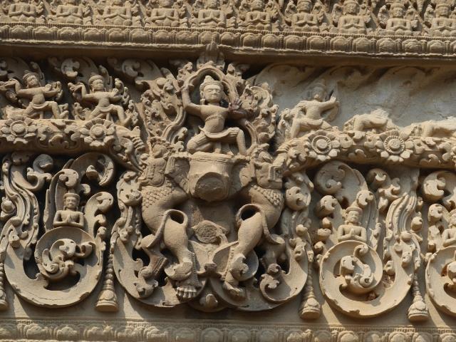 Angkor Wat Indra
