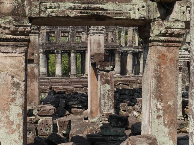 Angkor Wat Tempel