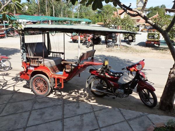 Ein kambodschanisches Remorque