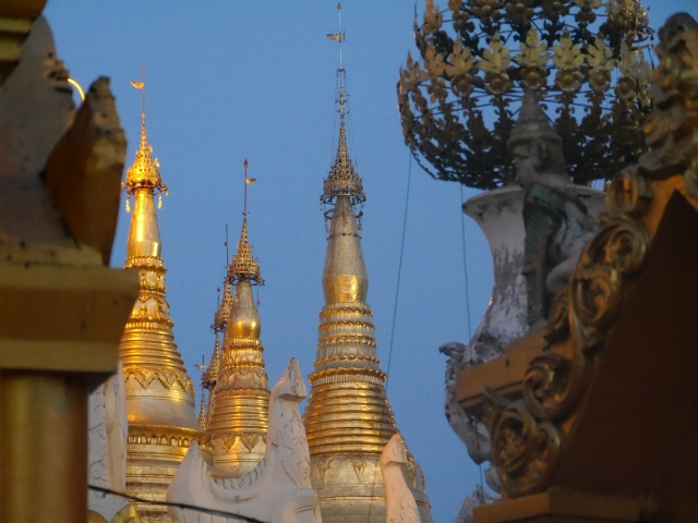 Reisekosten Myanmar
