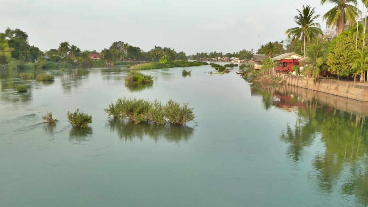 4000 Islands – Don Det im Süden von Laos