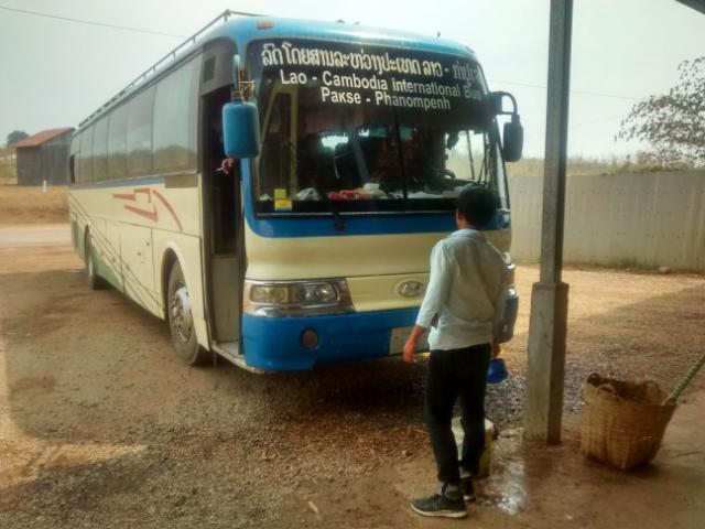 Reisekosten Bus