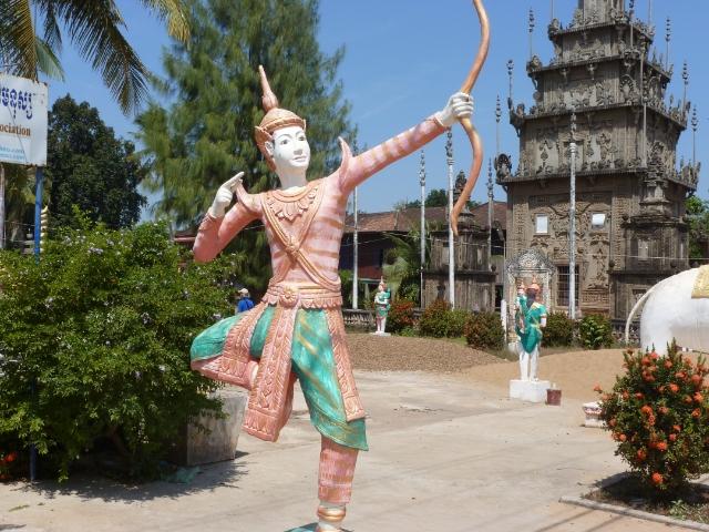 Kampong Cham Tempel