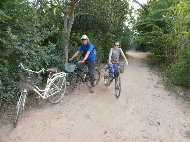 Kampong Cham Wege
