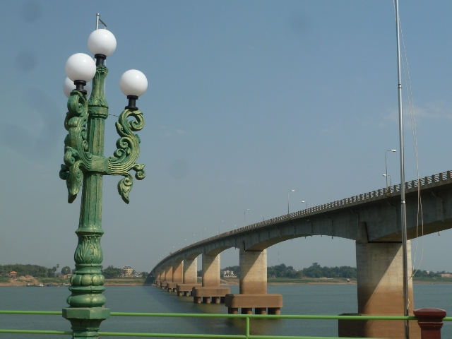 Kampong Cham Brücke