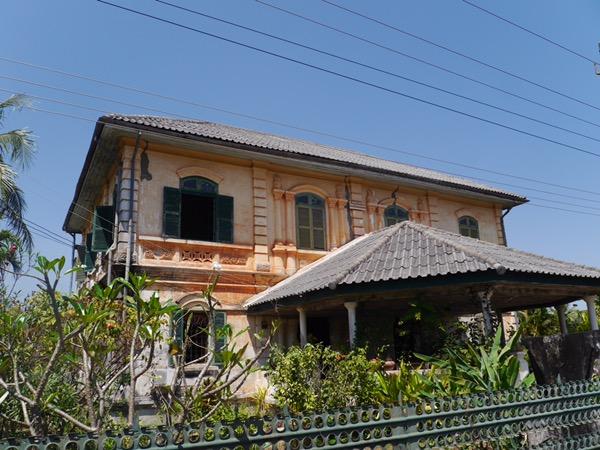 Champasak Villa.